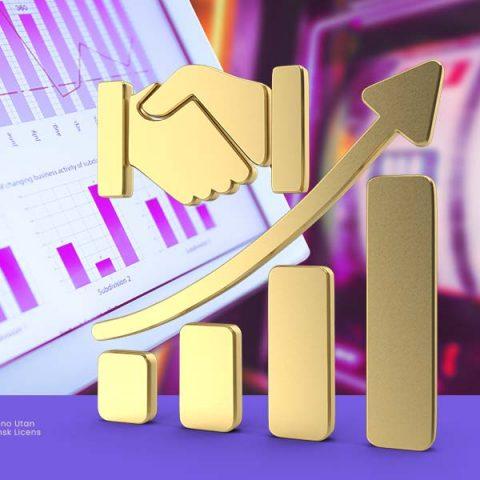 Spelindustrins finansiella framtid